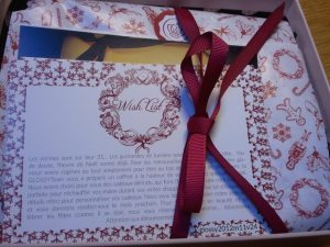 Wish List Glossy Box Novembre 2012