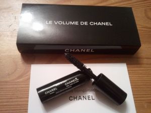 Mascara Le Volume de Chanel