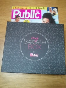My Sweetie Box by Public