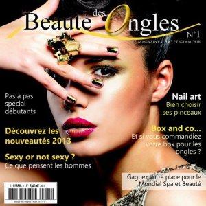 beauté des ongles magazine