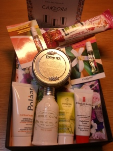 JolieBox avril 2013