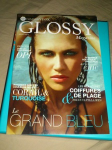 Glossy Box Le Grand Bleu