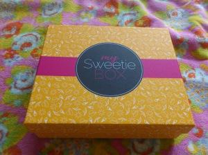My Sweetie Box Juillet 2013