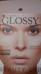 Glossy Box Septembre Beauty Lab