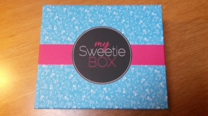 My Sweetie Box Septembre
