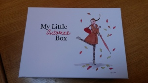 My Little Box Novembre 2013