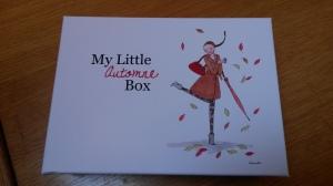 My Little Box Novembre 2013
