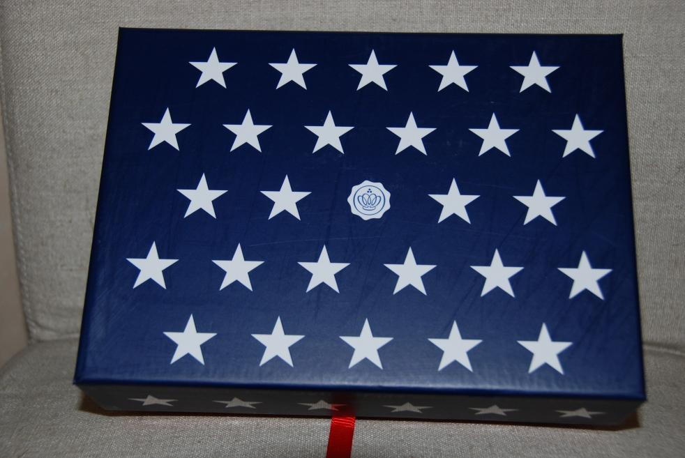 Glossy Box Stars & Stripes