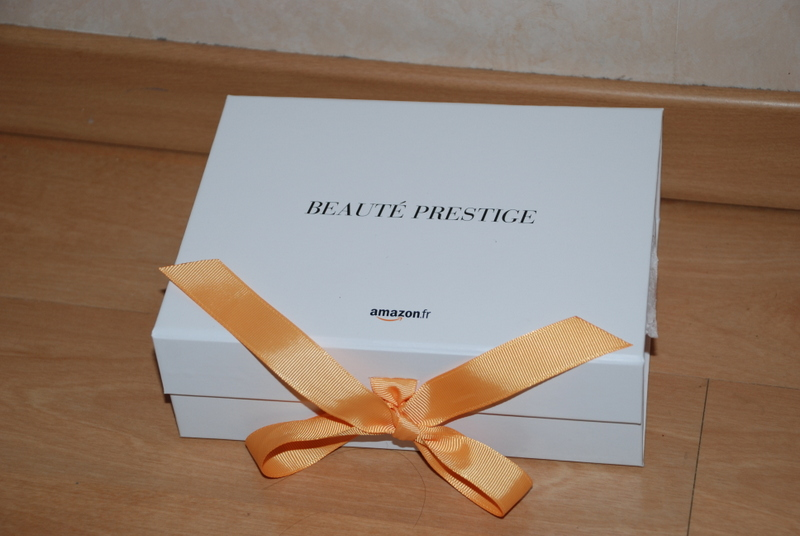 Box Beauté Prestige Amazon
