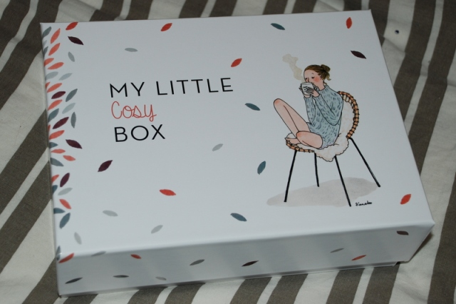 My Little Cosy Box Novembre 2014