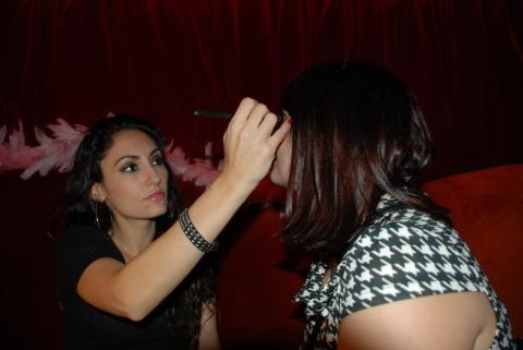 Atelier Make up Elissance - Mysekit Birthday - Soirée Frou Frou Chez Régine