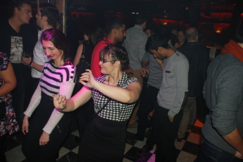 Dancefloor - Mysekit Birthday - Soirée Frou Frou Chez Régine