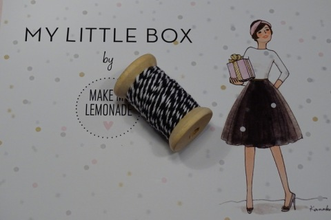 My Little Box by Make My Lemonade