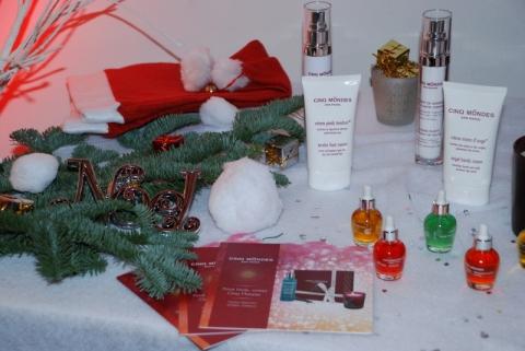 Cinq mondes - Christmas Party les ateliers des victoires de la beauté
