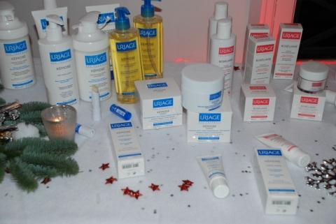 Uriage - Christmas Party les ateliers des victoires de la beauté