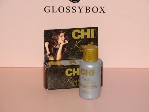 Glossy Box janvier 2015 - Silk Infusion Chi