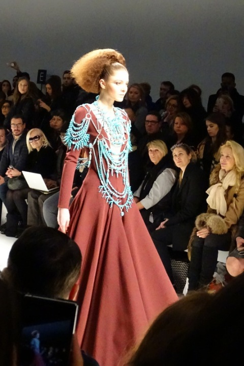 Fashion Week Julien Fournié