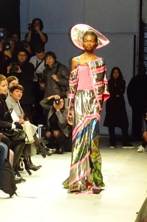 Fashion Week Antonio Ortega