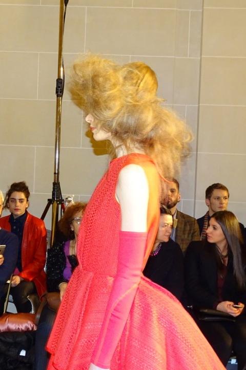 Fashion Week Bowie Wong