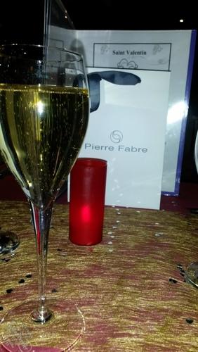 St Valentin avec Pierre Fabre