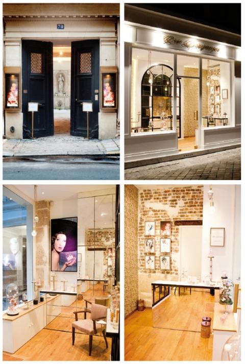 Rose Desgranges - 70 rue du Faubourg St Honoré - Paris VIIIème-001