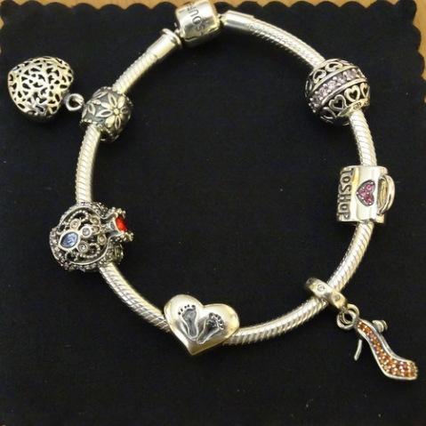 SOUFEEL - bracelet chams personnalisé