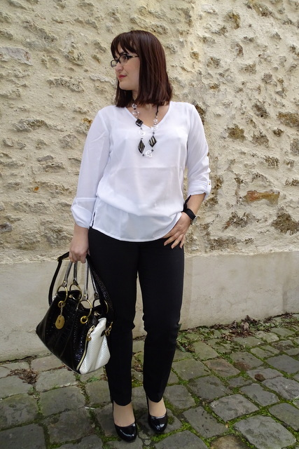 Blouse et pantalon La City