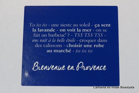 My Little Provence Box