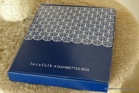 Gambettes Box x Lora Folk