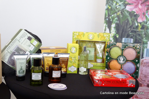 Journée Beauty Press - Jeanne en Provence
