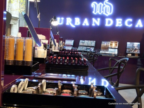 Boutique Urban Decay