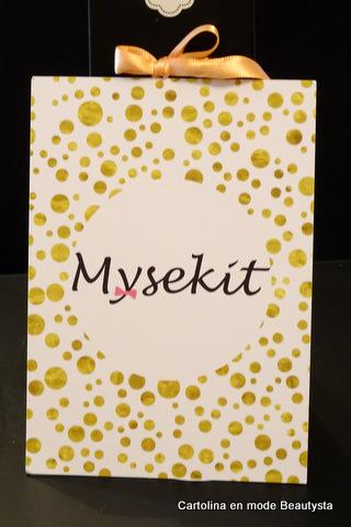 Mysekit personnalisé - décembre 2015