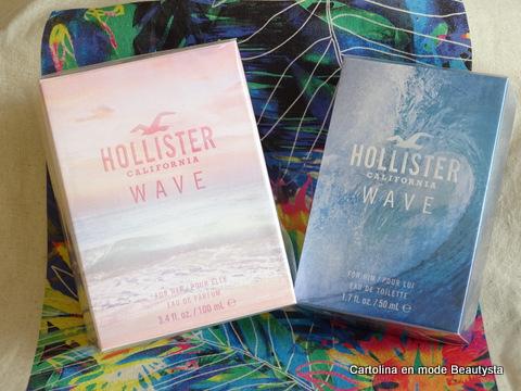 Hollister - Wave pour Elle et Lui