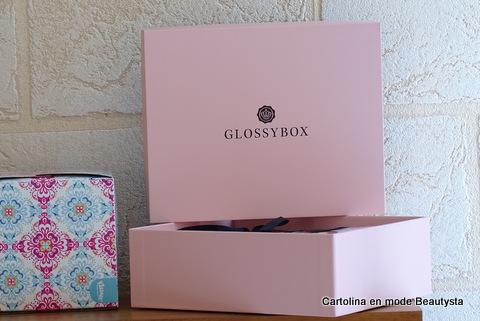 Glossy Box Aout 2016 - 5 ans !
