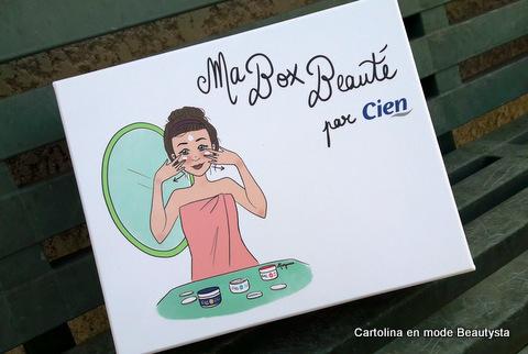 Ma Box Beauté by Cien de Lidl