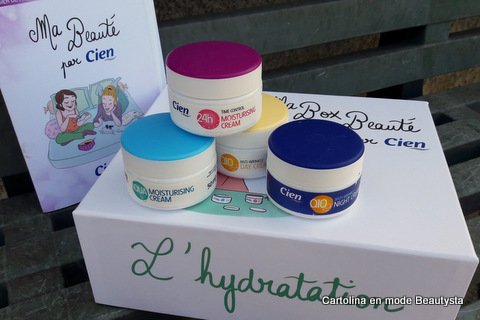 Ma Box Beauté by Cien de Lidl