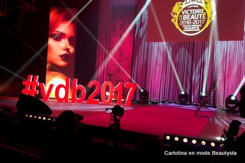 Cérémonie des Victoires de la Beauté 2017
