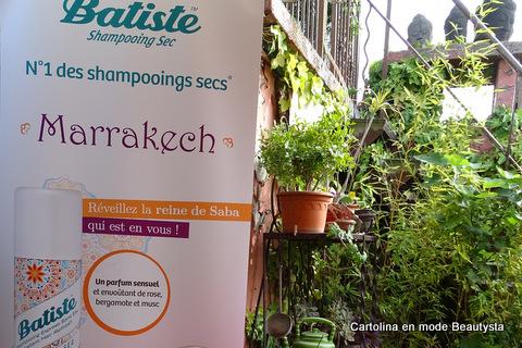 Shampoing Sec Batiste Marrakech