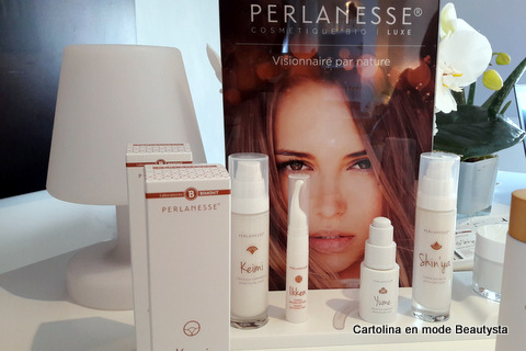 Gamme soins Perlanesse