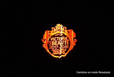 Victoires de la Beauté 2018 au théâtre de Paris